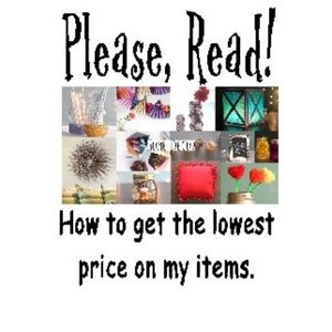 Other - Super Simple Rules To Receive My Lowest Price
